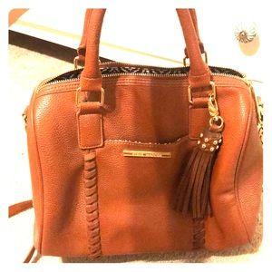 Brown Steve Madden Bag—like new!